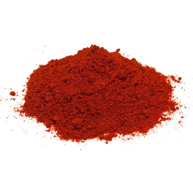 Paprika, stødt • Paprika • Deghi Mirch