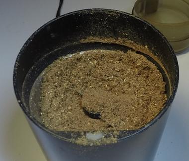 Stød krydderierne